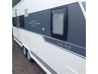 Hobby 645 VIP 2014 caravan