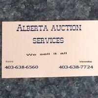 Alberta auction services