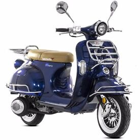 Lexmoto Milano 125cc - 2YRS Parts & Labour Warranty - Finance Available! - CBT Offers!