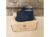 Baby boy Spanish Pram shoes