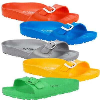 Birkenstock Madrid EVA Sandalen Badelatschen Badeschuhe Pantoletten Sandaletten