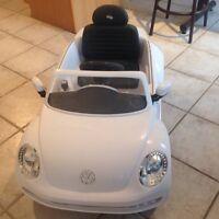 Volkswagen Beetle electric car