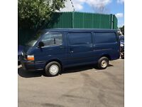 TOYOTA HIACE PETROL LWB PANEL VAN VERY CLEAN WELL LOOKED AFTER