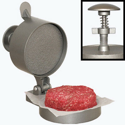 Weston Single Hamburger Express Patty Maker Press Includes A Box Of Patty Paper