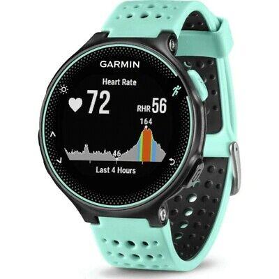 Garmin Forerunner 235 GPS Running Watch & Activity Tracker - Black/Red