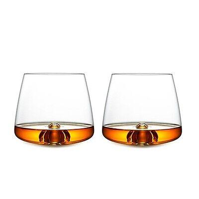 Normann Copenhagen Whisky Gläser (2-teilig)