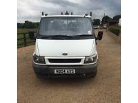 Ford transit tipper 2004 very clean