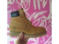 New Original Timberland Boots