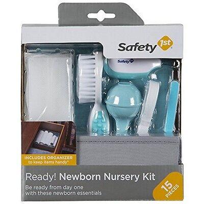 Safety 1St IH3380500 Ready Newborn Nursery Kit Little Lagoon NEW