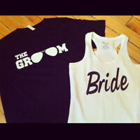 Custom T-Shirts in Barrie! 1 Off's or Multiple Tees- CLICK HERE