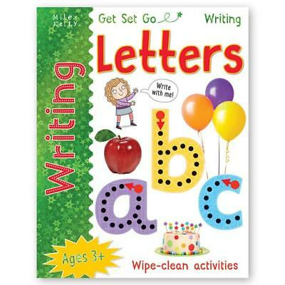 Learn to write Alphabet wipe clean (New Edition) Pen included!!!