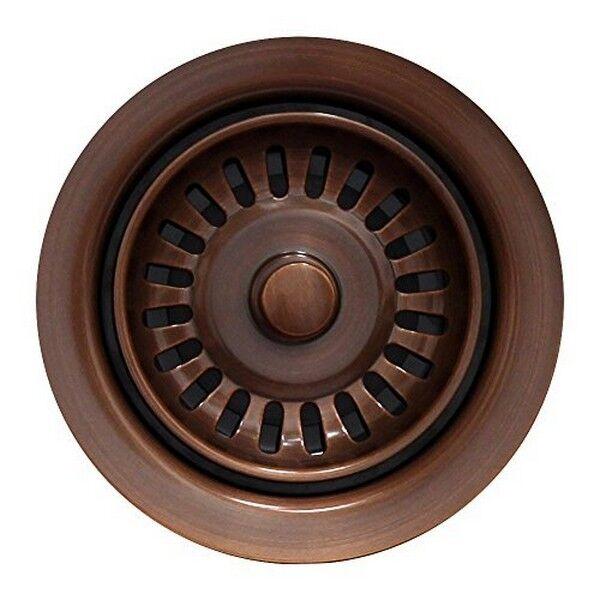 Whitehaus Wh200ac Antique Copper Waste Disposer Trim Wh200