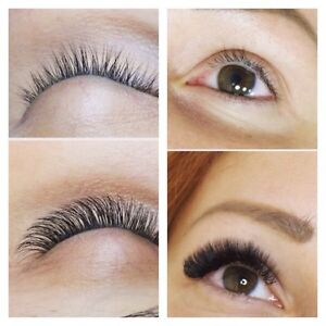Individual eyelash extensions West Island Greater Montréal image 1