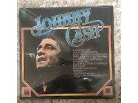 Johnny Cash LPs x4