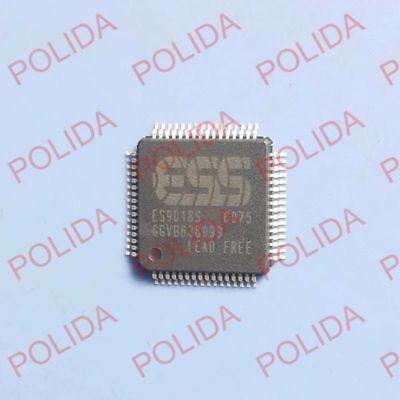 1pcs Audio Dac Ic Ess Lqfp-64 Es9018s Es9018