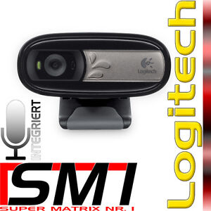 Logitech USB Webcam C170 mit  Mikrofon 5 Mp Neuware