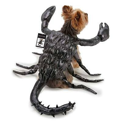 Dog Halloween Costume Scorpion new in package black Pet costumes Zack & Zoey - Black Dog Costume