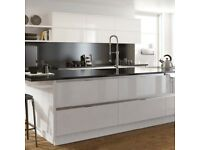 MIRROR GLOSS RANGE KITCHEN