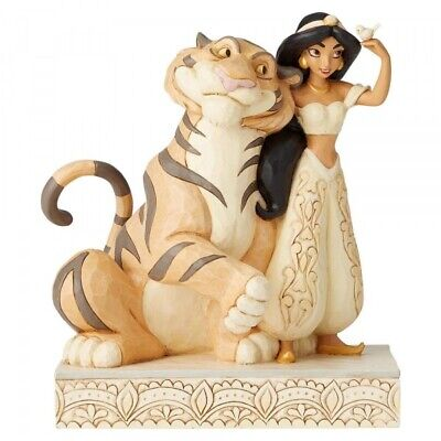 Jasmin Tiger Rajah aus Aladdin Enesco Disney Traditions Sammelfigur 6002817