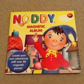 Noddy Magnetic Album VGC