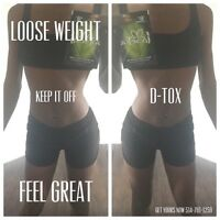 IASO Tea all natural lifestyle and Weight loss TeaTox