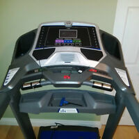 Folding Treadmill - Horizon CT 9.3