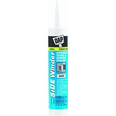 White Sidewinder Sealant Dap 801 For Sidingmasonrymetals Wood More 12 Pk