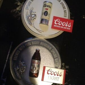 Coors Advertising Signs