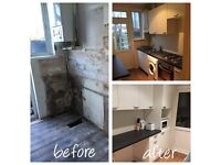 Painting decorating,Plasterboard, flooring, gardening, electrical work,fence and garden deck making