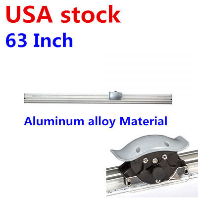 Usa 63 Manual Advertising Kt Board Cutter Slip-proof Protective Ruler Cutter