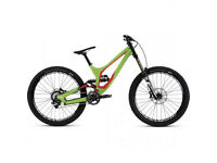 Specialized DEMO 8 I ALLOY 650B Mountainbike 2016 - gloss monster green rocket red white