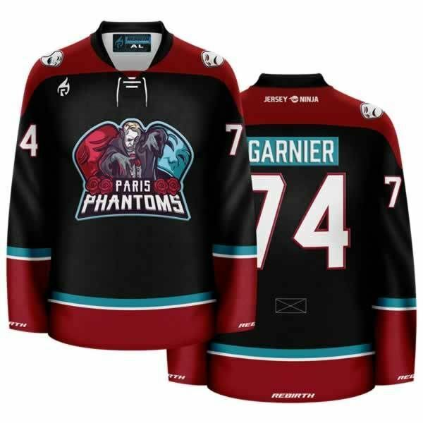 Paris Phantoms Mythical Hockey Jersey