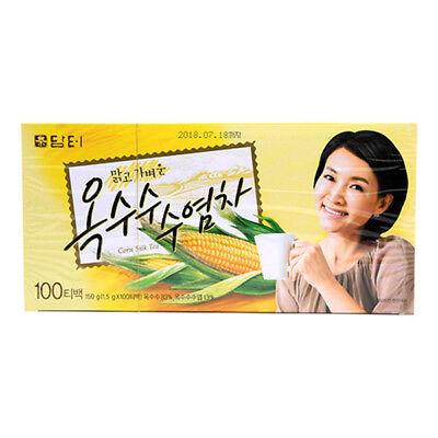 Damtuh Korean herbal Healthy Corn Silk Tea 1.5g x 100 bags