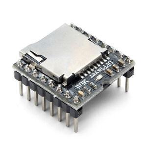 DFPlayer - A Mini MP3 Player For Arduino (NEW)