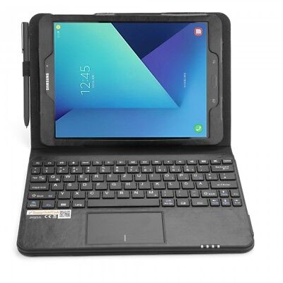 SonnyGoldTech für Galaxy Tab S3 9.7 - Bluetooth Touchpad Tastatur Hülle