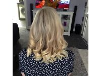 Hair Extensions from £100! SUMMER OFFERS best prices