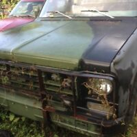 1976 army truck