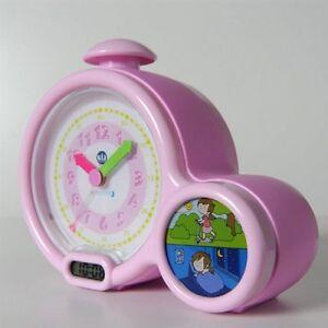 KidSleep My First Alarm Clock (pink)