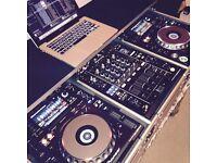 CDJ 2000 nexus pair and DJM 900 nexus plus cases.