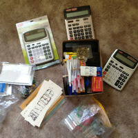 OFFICE SUPPLIES FOR SALE !