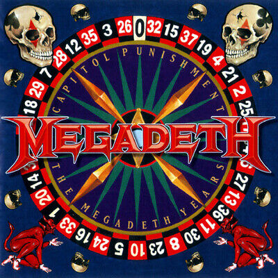 MEGADETH - Capitol Punishment - The Megadeth Years (Best Of) - CD...