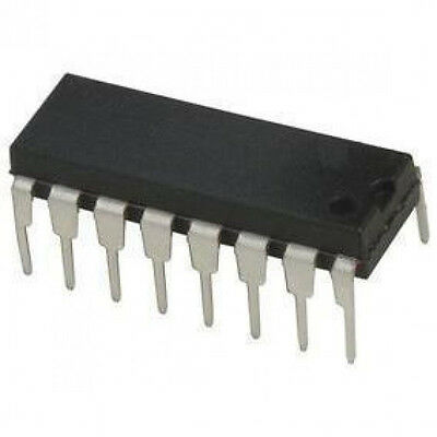 Fsc 9602pc 16-pin Dip Multivibrator Ic New Lot Quantity-10