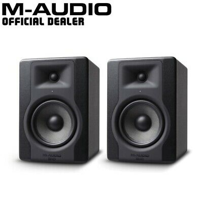 "M-Audio BX5 D3 Active Powered 5"" DJ Studio Monitor Speaker (Pair) inc Warranty"
