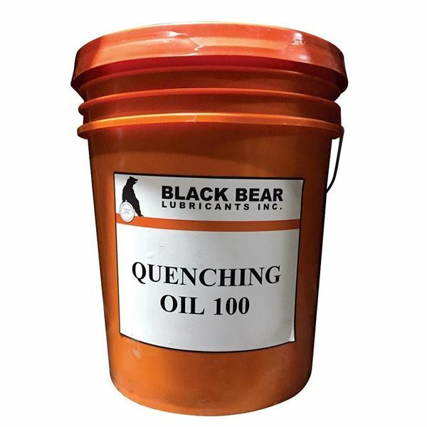 Black Bear #100 5 Gallon Quenching Oil