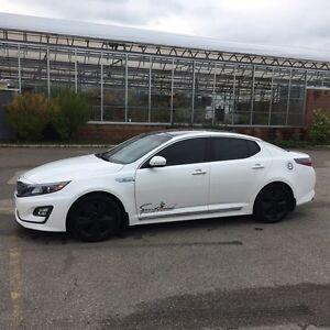 Kia Optima all season tires Cambridge Kitchener Area image 2