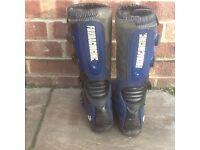 Fox trials boots