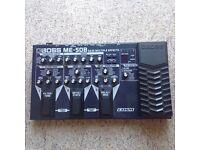 BOSS ME-50B Bass Pedal