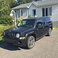 Jeep Patriot 4x4 Manuel