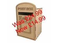 Wedding Post Box 17