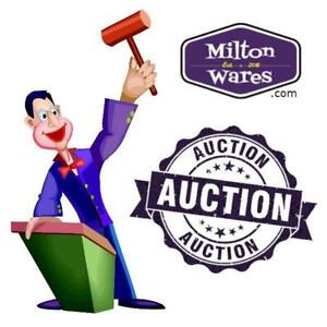 Online Auction Thursday's